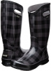 Rainboot Buffalo Plaid Women's 7