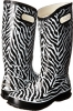 Rainboot Animal Prints: Zebra Women's 7