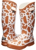 Rainboot Animal Prints: Cow Women's 7