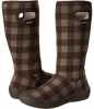 Pewter Bogs Summit Buffalo Plaid for Women (Size 7)