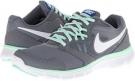 Cool Grey/Medium Mint/Hyper Cobalt/White Nike Flex Experience Run 3 for Women (Size 5.5)