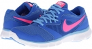 Hyper Cobalt/University Blue/White/Hyper Pink Nike Flex Experience Run 3 for Women (Size 5.5)