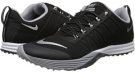Black/Wolf Grey/Dark Grey/Metallic Silver Nike Lunar Cross Element for Women (Size 5.5)