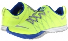 Volt/Hyper Cobalt/Wolf Grey/Metallic Silver Nike Lunar Cross Element for Women (Size 5.5)