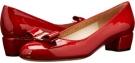 Rosso Salvatore Ferragamo Vara 1 for Women (Size 7)