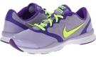 Hydrangeas/Hyper Grape/Cool Grey/Volt Nike In-Season TR 4 for Women (Size 5.5)