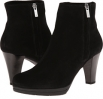 Black Suede La Canadienne Meredith for Women (Size 5)
