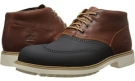 Red/Brown Timberland Earthkeepers Stormbuck Duck Chukka for Men (Size 11)