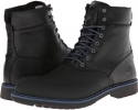 Black Full-Grain Timberland Earthkeepers Stormbuck 6 Duck Boot for Men (Size 11.5)