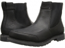 Black Smooth Timberland Earthkeepers Chestnut Ridge Chelsea Waterproof for Men (Size 13)
