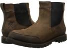 Dark Brown Oiled Timberland Earthkeepers Chestnut Ridge Chelsea Waterproof for Men (Size 13)