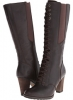 Timberland Earthkeepers Stratham Heights Tall Lace Waterproof Boot Size 10
