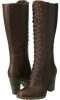 Timberland Earthkeepers Stratham Heights Tall Lace Waterproof Boot Size 6.5
