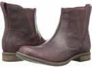 Dark Burgundy Timberland Earthkeepers Savin Hill Chelsea for Women (Size 10)