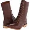 Timberland Earthkeepers Savin Hill Mid Zip Toe-Cap Boot Size 8