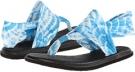 Sanuk Yoga Sling 2 Prints Size 10