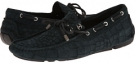 Just Cavalli Printed Suede Leather Driver Size 7