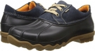 Navy Sperry Top-Sider Avenue Duck 3-Eye for Men (Size 8.5)