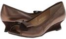 Castagna Pearl Nappa/T.Moro Suede/Mtch Elastic Vaneli Brendy for Women (Size 4)
