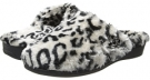 Grey Leopard VIONIC with Orthaheel Technology Gemma Luxe Slipper for Women (Size 7)