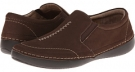 Dark Brown VIONIC with Orthaheel Technology Addison Twin Gore Slip On for Women (Size 7)