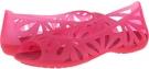 Crocs Adrina III Peep Toe Flat Size 6