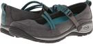 Gunmetal Chaco Petaluma MJ for Women (Size 5)
