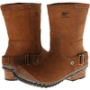 Elk/Grizzly Bear SOREL Slimshortie for Women (Size 8)