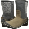 Quarry/Fossil SOREL Slimshortie for Women (Size 8)