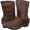 Madder Brown/Bonfire SOREL Slimshortie for Women (Size 8)