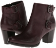 Burgundy Born Ondine for Women (Size 9.5)