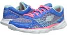 Blue/Pink SKECHERS Performance Go Run Sonic for Women (Size 7.5)
