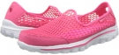 Hot Pink SKECHERS Performance Go Walk 2 - Breezy for Women (Size 5)