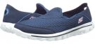 Navy/Pink SKECHERS Performance Go Walk 2 - Convertible for Women (Size 7.5)
