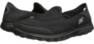 Black SKECHERS Performance Go Walk 2 - Convertible for Women (Size 7.5)