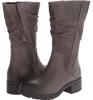 Grey Leather Clarks England Mansi Juniper for Women (Size 5.5)