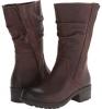 Dark Brown Leather Clarks England Mansi Juniper for Women (Size 5.5)