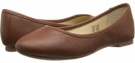 Cognac Leather Fitzwell Carmene for Women (Size 5)
