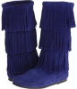 3 Layer Fringe Boot Women's 7