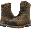 Brown Timberland PRO Boondock 8 Comp Toe WP for Men (Size 10)