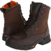 Brown Timberland PRO Excave 8 Soft Toe WP for Men (Size 12)