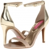 Nude/Gold Isaac Mizrahi New York Popular for Women (Size 7)