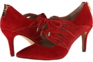 Fire Red/Fire Red Isola Palazzo for Women (Size 10)