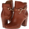Cognac Isola Colleen for Women (Size 7)