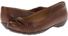 Tabacco/Cocoa Brown Softspots Paley for Women (Size 7)