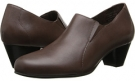 Brown Calfskin David Tate Country for Women (Size 5)