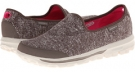 Brown SKECHERS Performance Go Walk - Minx for Women (Size 7.5)