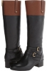 Black/Cognac Bandolino Cavendish for Women (Size 5.5)