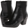 Black Leather Bandolino Adelun for Women (Size 5)