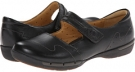 Black Leather Clarks England Un.Helma for Women (Size 5.5)